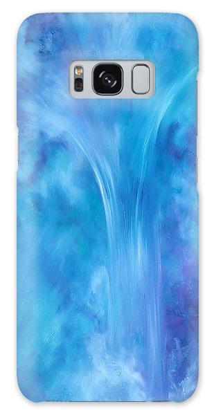 Healing Waters Galaxy Case