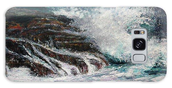 Breaking Wave Galaxy Case