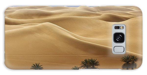 Breathtaking Sand Dunes Galaxy Case