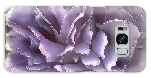 Breeze In Cool Lilac Galaxy Case