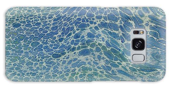 Breeze On Ocean Waves Galaxy Case