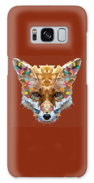 Brerr Fox T-shirt Galaxy Case
