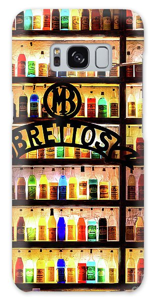 Brettos Bar In Athens, Greece - The Oldest Distillery In Athens Galaxy Case