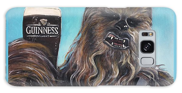 Brewbacca Galaxy Case
