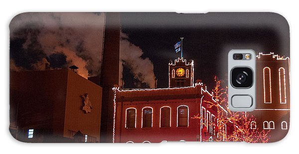 Brewery Lights Galaxy Case by Steve Stuller