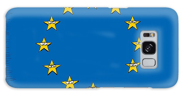Brexit Eu Flag  Galaxy Case