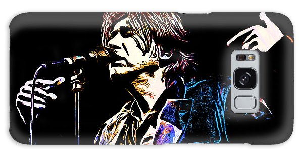 Glam Rock Galaxy Case - Brian Ferry Collection - 2 by Sergey Lukashin