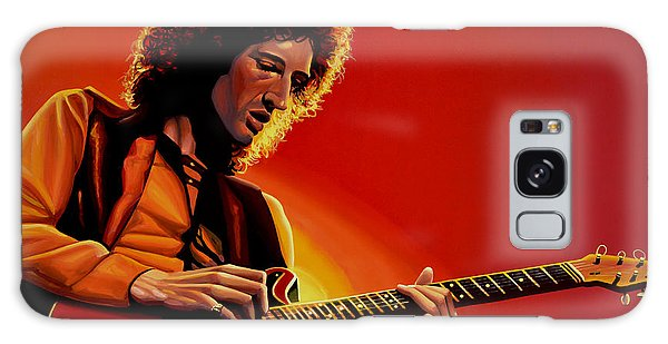 Mercury Galaxy Case - Brian May Of Queen Painting by Paul Meijering