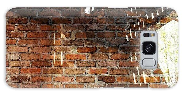 Brick And Rust Galaxy Case