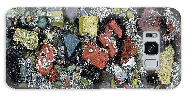 Galaxy Case featuring the photograph Brick Beach by Bill Thomson