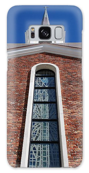 Brick Church Galaxy Case by Rob Hans