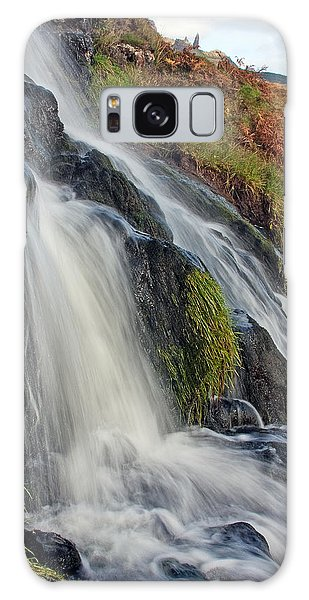 Bridal Veil Falls Galaxy Case