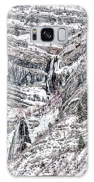 Bridal Veil Falls Canvas Print,photographic Print,art Print,framed Print,greeting Card,iphone Case,s Galaxy Case