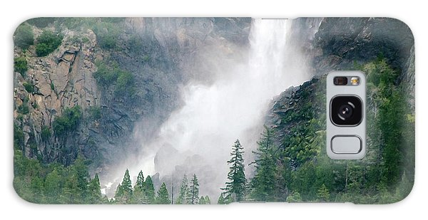 Bridalveil Falls Galaxy Case