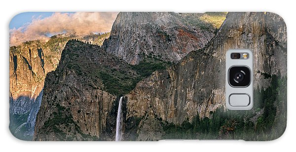 Bridalveil Falls From Tunnel View Galaxy Case