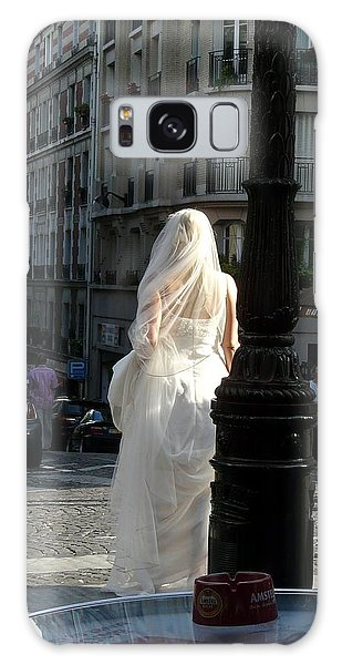 Bride Of Paris Galaxy Case by Rdr Creative