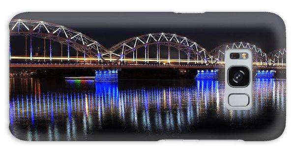 Bridge In Riga  Galaxy Case