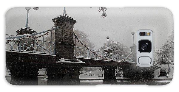 Bridge In Suspension 1867 Galaxy Case