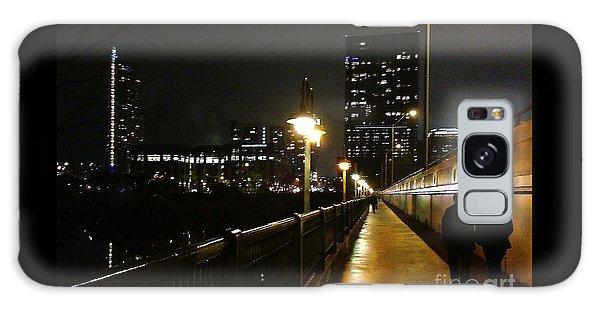 Bridge Into The Night Galaxy Case