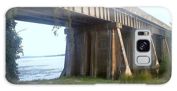 Bridge In Leesylvania Park Va Galaxy Case