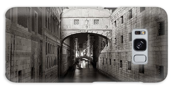 Bridge Of Sighs In The Night Galaxy Case