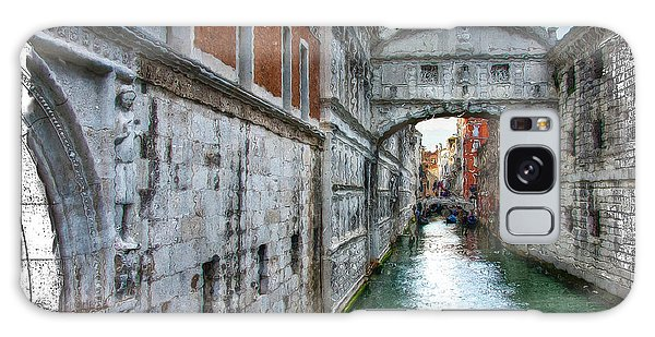 Bridge Of Sighs Galaxy Case