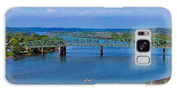 Bridge On The Ohio River Galaxy Case