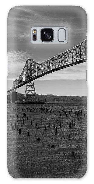 Bridge Over Columbia Galaxy Case by Jeff Kolker