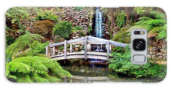 Victoria Galaxy Case - Bridge Over Still Water by Az Jackson