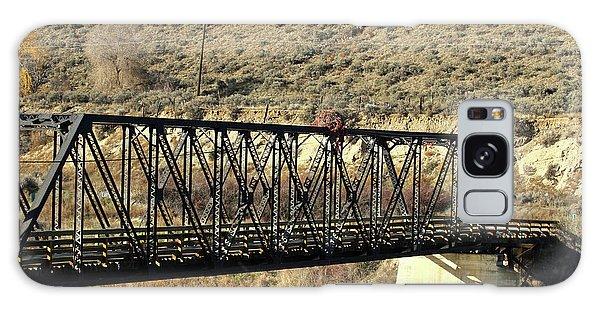 Bridge Over The Thompson Galaxy Case