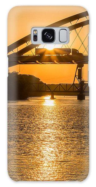 Bridge Sunrise 2 Galaxy Case