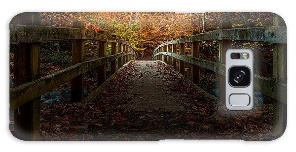 Bridge To Enlightenment Galaxy Case by Ed Clark