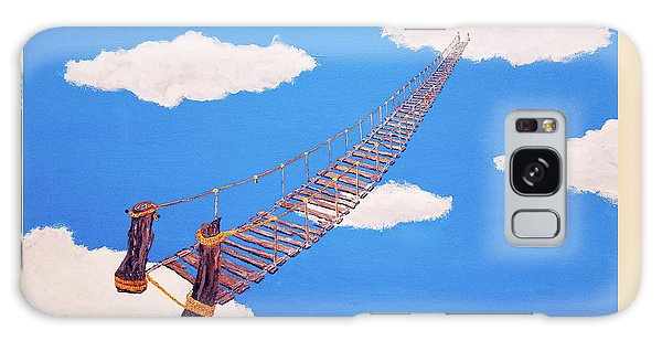 Bridge To Nowhere Galaxy Case
