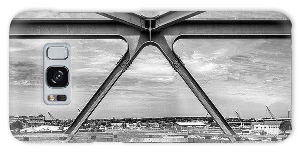 Bridge View In Portsmouth Nh Galaxy Case