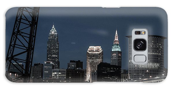 Bridges And Buildings Galaxy Case