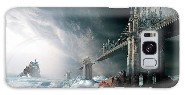 Imagery Galaxy Case - Bridges To The Neverland by George Grie