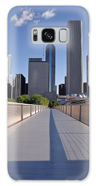 Chicago Art Galaxy Case - Bridgeway To Chicago by Steve Gadomski