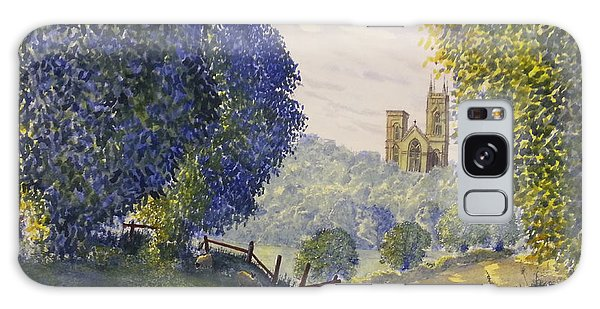Bridlington Priory From Woldgate Galaxy Case
