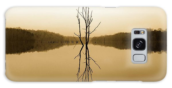 Galaxy Case featuring the photograph Briery Creek  by Alan Raasch
