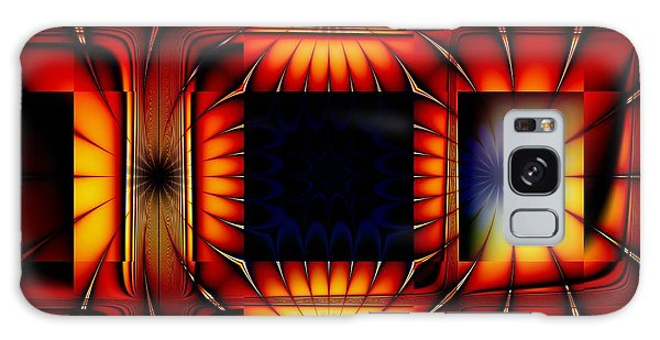 Bright As Can Be Galaxy Case