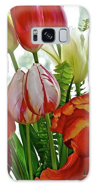 Bright Bouquet Galaxy Case