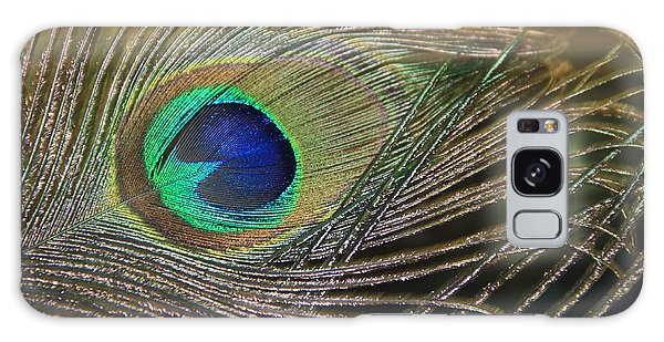 Bright Feather Galaxy Case