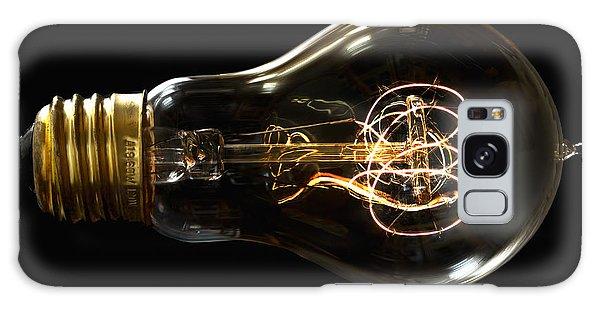 Bright Idea Galaxy Case by Mark Miller