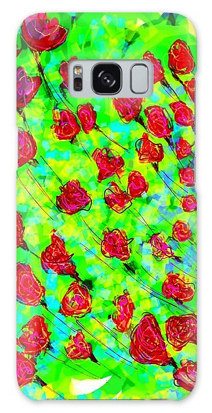 Bright Galaxy Case by Khushboo N