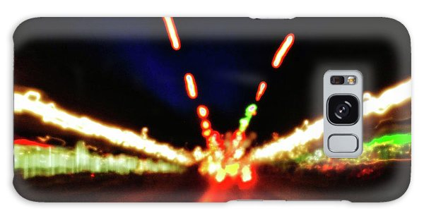 Bright Lights Galaxy Case
