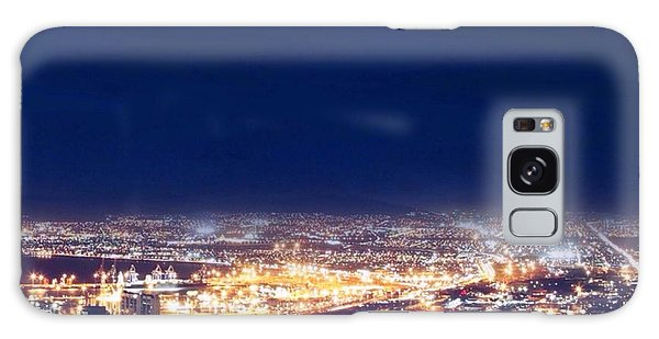 Bright Lights Big City Galaxy Case