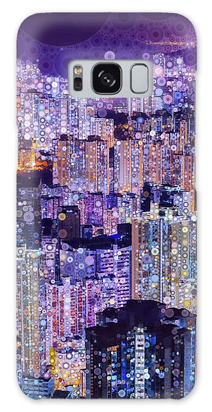 Bright Lights, Big City Galaxy Case