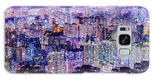 Bright Lights, Big City Galaxy Case