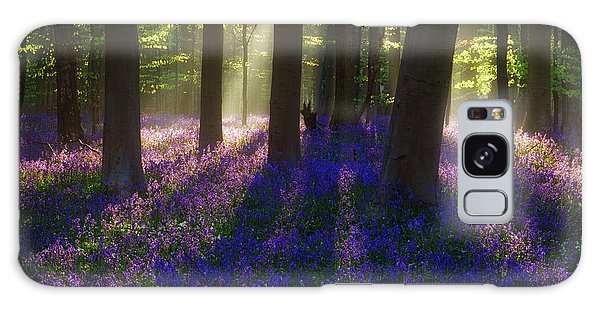 Bluebell Galaxy Case - Bright Magic by Martin Podt