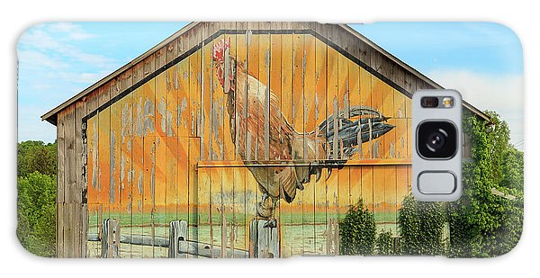 Bright Rooster Barn Galaxy Case